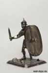 Рим. Легионер в бою