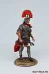 Рим. Центурион - Оловянный солдатик коллекционная роспись 54 мм. Все оловянные солдатики расписываются художником в ручную