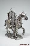 Рим. Максимус 2 век - Не крашенный оловянный солдатик. Высота 54 мм.