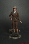 Ева - Оловянный солдатик коллекционная роспись 54 мм. Все оловянные солдатики расписываются художником вручную