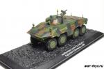 Авто. на службе спец. Spahpanzer Luchs Pz. Aukl.Btl.7