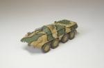 БТР-80 (СССР) гвардейский в бою