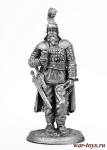 Скиф - Не крашенный оловянный солдатик. Высота 54 мм.