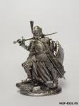 Влад III Цепеш, граф Дракула - Оловянный солдатик. Чернение. Высота солдатика 54 мм