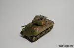 Танк M4A1 76-мм, 2-й бронетанковый дивизион