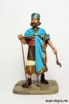 Хетты. Царь Муваталис 14 век до н.э. - Оловянный солдатик коллекционная роспись 54 мм. Все оловянные солдатики расписываются художником в ручную