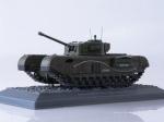 Танки. Легенды Отечественной бронетехники №18, Churchill Mk.VII - Масштабная коллекционная модель масштаб 1:43
