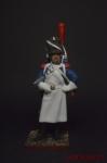 Сапер 1807 - Оловянный солдатик коллекционная роспись 54 мм. Все оловянные солдатики расписываются художником вручную