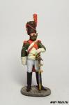 Сапер 1812 - Оловянный солдатик коллекционная роспись 54 мм. Все оловянные солдатики расписываются художником в ручную