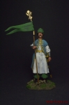 Турок - Оловянный солдатик, роспись 54 мм. Все оловянные солдатики расписываются художником вручную