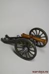 Пушка 6 фунтовая, Франция 1812