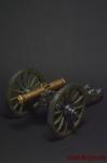 Пушка 6 фунтовая, Франция 1812 - Оловянный солдатик коллекционная роспись 54 мм. Все оловянные солдатики расписываются художником вручную