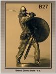 Викинг. Воин в атаке 8 в н.э. (Kit)