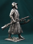 Россия.Стрелец на походе 17 век (Kit)