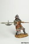 Англия. Пехотинец 15 век