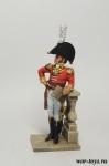 Англия. Офицер гвардейской пехоты Начало 19 века