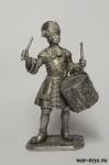 Гренад. барабанщик л-гвардии Преображенского плк. 1712
