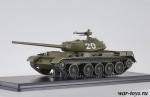 Танк Т-54-1 1/43 - Масштабная коллекционная модель масштаб 1:43