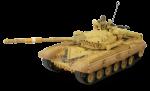 Ирак Танк T-72 (масштаб 1:72)