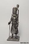 Сапер п. Пеших гренадер старой Имп. гвардии. Франция 1812