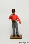 Матрос 1812 - Оловянный солдатик коллекционная роспись 54 мм. Все оловянные солдатики расписываются художником в ручную