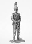 Офицер 3 полка шеволежер-уланов Наполеона 1811-13
