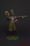 Офицер 3-го кирасирского полка 1812 - Оловянный солдатик коллекционная роспись 54 мм. Все оловянные солдатики расписываются художником вручную