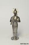 Осирис - Оловянный солдатик. Чернение. Высота солдатика 54 мм