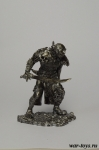 Гоблин - Оловянный солдатик. Чернение. Высота солдатика 54 мм