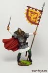 Викинг - Оловянный солдатик коллекционная роспись 54 мм. Все оловянные солдатики расписываются художником в ручную