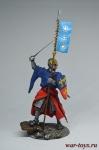 Рыцарь - Оловянный солдатик коллекционная роспись 54 мм. Все оловянные солдатики расписываются художником вручную