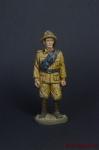 """Солдат 64-го арт плк пехотной дивиз """"Катанцаро""""Италия 1940 Ливия"""