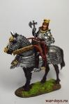 Ричард III, 1485 год. - Оловянный солдатик коллекционная роспись 54 мм. Все оловянные солдатики расписываются художником вручную