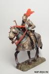 Рыцарь KUNZ LOCHNER. 16 век - Оловянный солдатик коллекционная роспись 54 мм. Все оловянные солдатики расписываются художником в ручную
