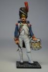 Франция. Барабанщик гренадер Старой гвардии.
