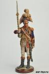 Франция.Тамбурмажор 1 гренадерского полка Старой гвардии 1805 г