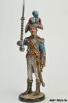 Франция. Тамбурмажор 1 гренадерского полка Старой гвардии 1805 г
