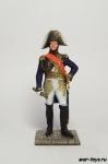 Франция. Маршал Сульт 1812 год - Оловянный солдатик коллекционная роспись 54 мм. Все оловянные солдатики расписываются художником в ручную