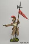 Франция. Сержант эскорта Начало 19 века