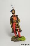 Франция. Генерал Кольбер. Командир 2 полка Гвардейских улан