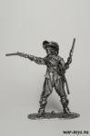Франция. Мушкетер - Оловянный солдатик. Чернение. Высота солдатика 54 мм