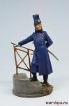Франция. 3-й полк кирасиров - Оловянный солдатик коллекционная роспись 54 мм. Все оловянные солдатики расписываются художником в ручную