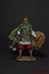 Викинг, 10 век - Оловянный солдатик коллекционная роспись 54 мм. Все фигурки расписываются художником вручную