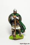 Викинг, 793 н.э. - Оловянный солдатик коллекционная роспись 54 мм. Все оловянные солдатики расписываются художником в ручную