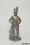 Унтер-оф. Королевского Лейб-егерского Корпуса. Дания, 1806-14 г.