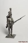 Унтер-оф. Голландских гренадер Сред. Имп. гвардии. Франция 1812