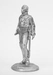 Ушаков Ф.Ф. - Не крашенный оловянный солдатик. Высота 54 мм.