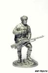 Снайпер 1047-го стрелкового полка Зайцев В., осень 1942 г. СССР
