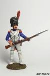 Рядовой 1-го гренадерского полка старой гвардии Наполеона