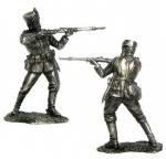 Рядовой 17 гусарского полка, Германия, 1914 год